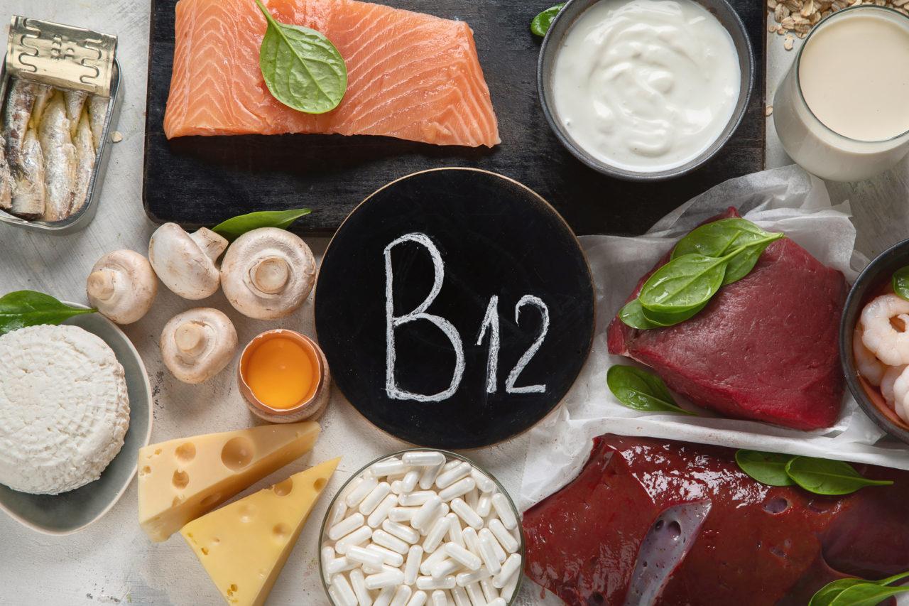 Naturalne źródła witamin B12