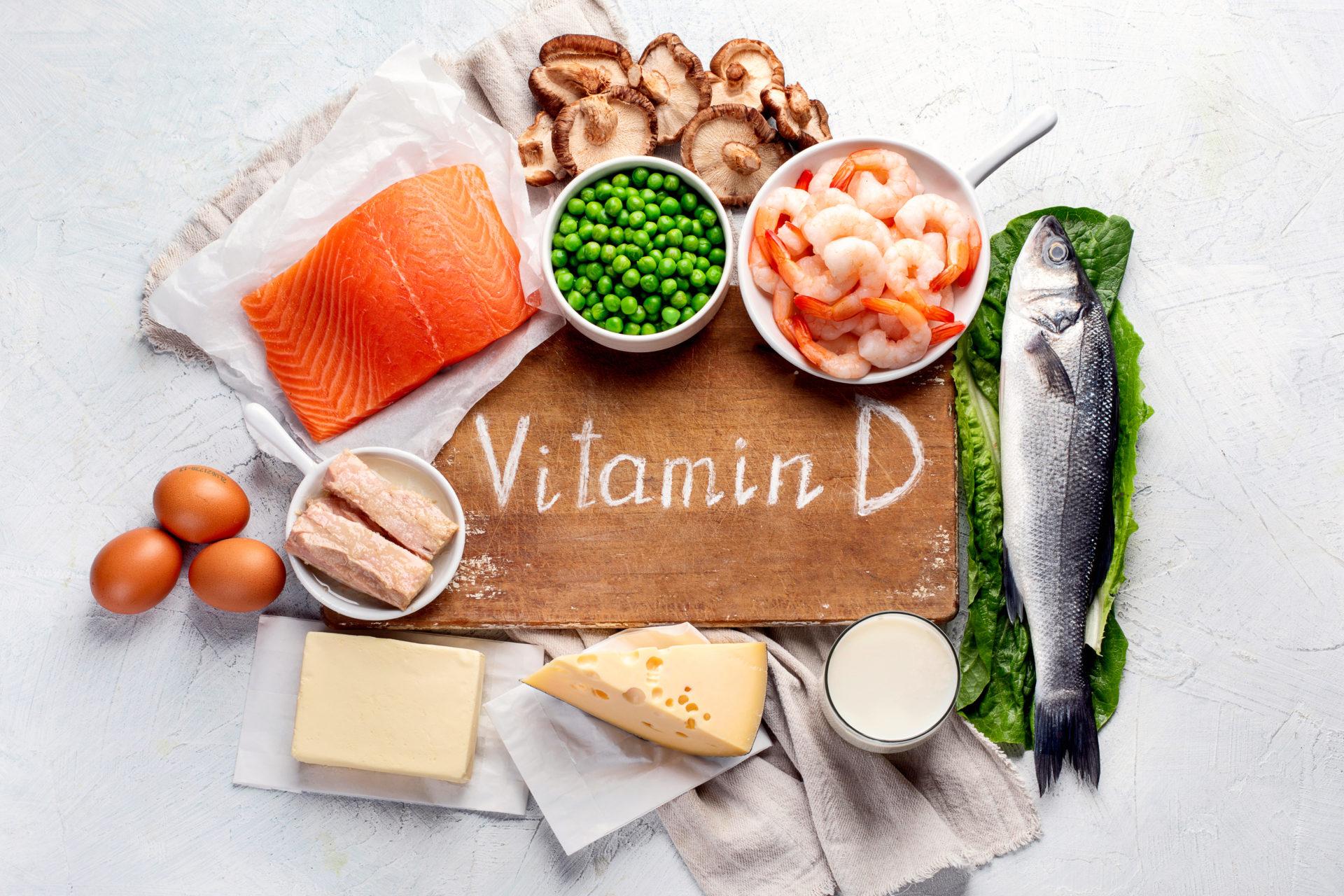 Naturalne źródło witaminy D