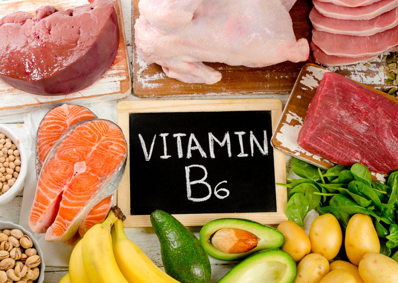 Naturalne źródło witaminy B6