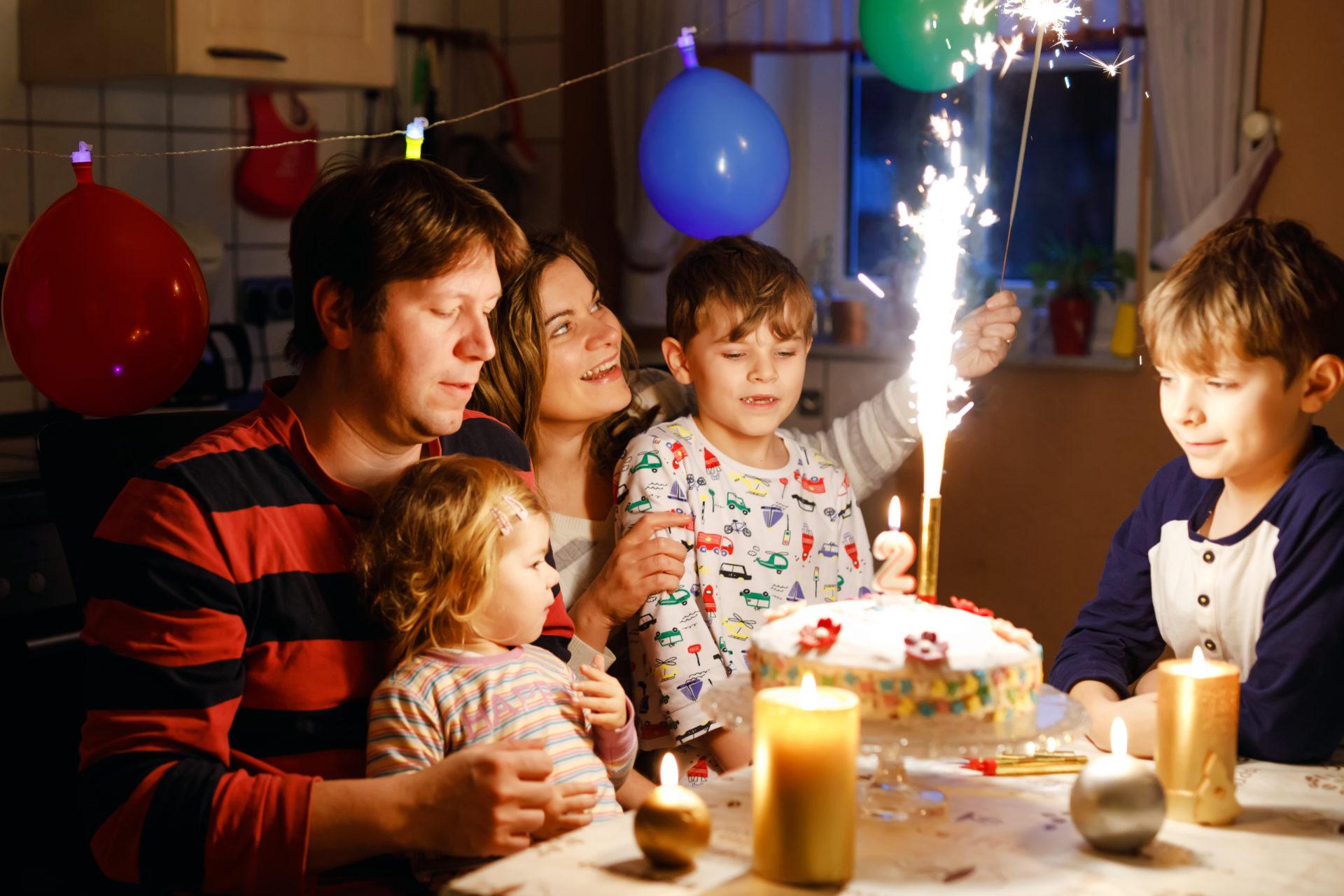 Impreza urodzinowa dla dziecka