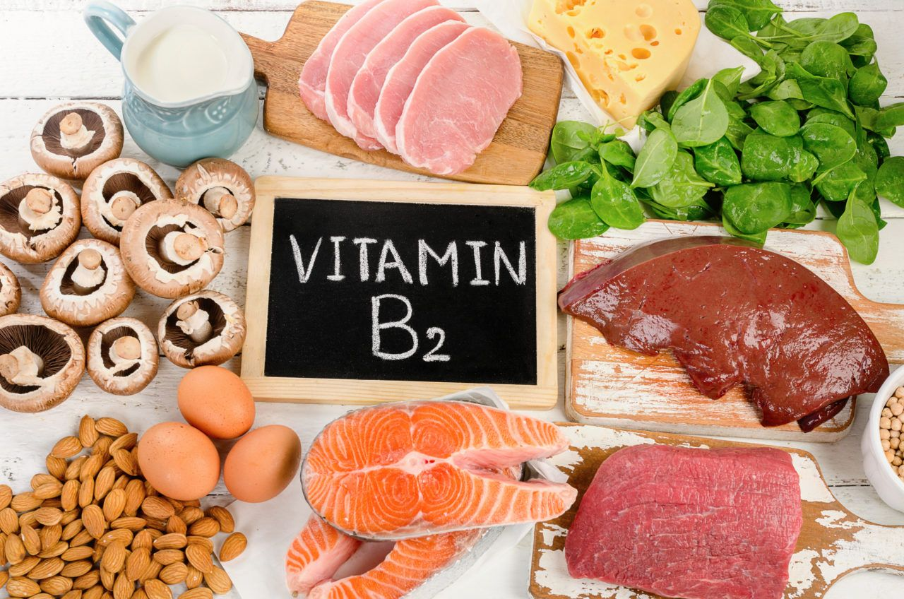 Źródła witaminy B2